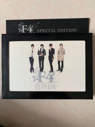 韓版花樣男子 (李敏鎬) F4 Special Editions