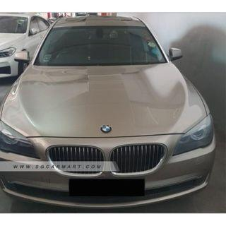 BMW 730i Pure Excellence Auto