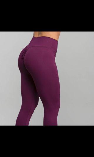 ABS2B scrunch leggings xs