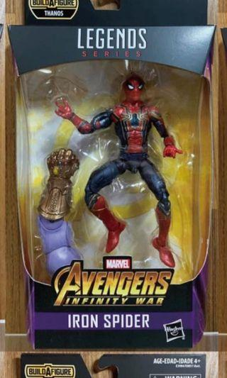 Iron Spider Marvel Legends Series