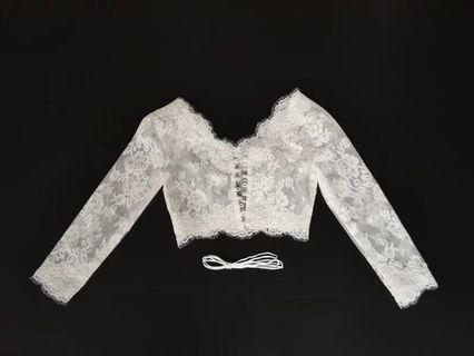 結婚 敬茶 斟茶 裙褂 過大禮 pre-wedding 婚紗相 批肩 蕾絲 lace