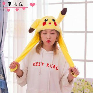 🚚 cute Korean ear hat
