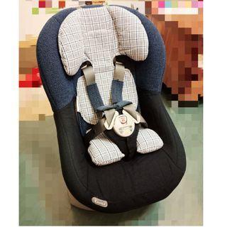 [二手] COMBI【Neosis AS】貝殼型 三段雙向 可調式 汽車座椅 安全座椅 汽座