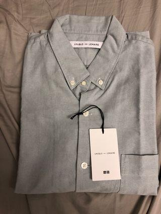 Uniqlo Lemaire shirt