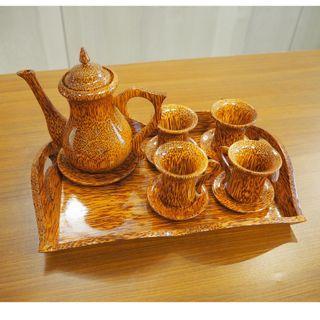 🚚 竹子茶或咖啡具組
