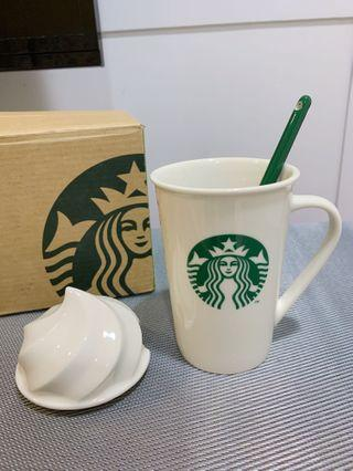 Starbucks clouds cup