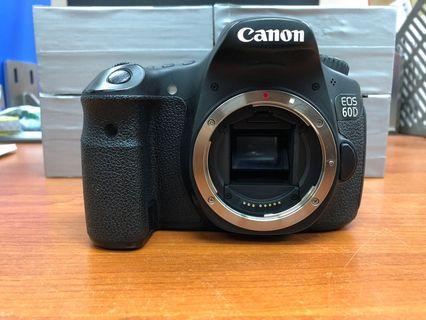 Canon DSLR EOS 60D, EFS 18-135MM
