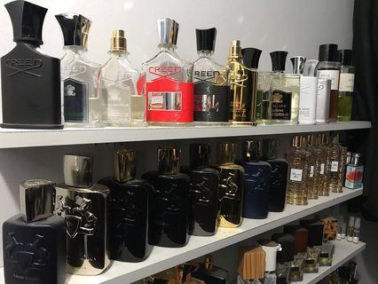 Men's perfume samples fragrances list update 6-6-19