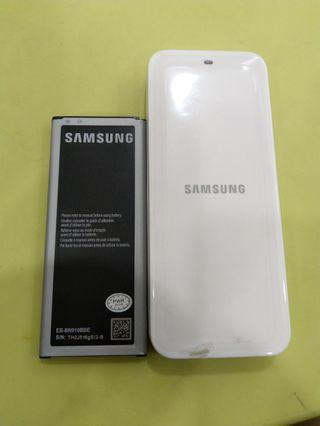 Original Samsung galaxy note 4 N910 extra battery kit