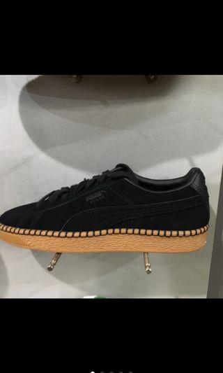 🚚 PUMA Suede Classic 女款休閒鞋黑(36890302)