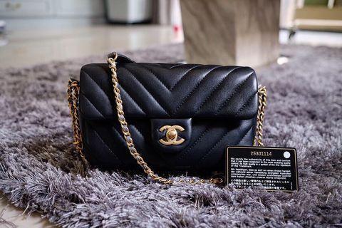 🚚 Chanel mini classic bag
