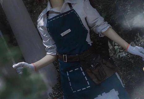 第五人格cosplay 園丁初始版 cos服
