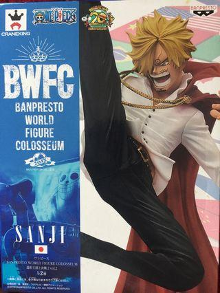 BWFC Banpresto World Figure Colosseum-Sanji