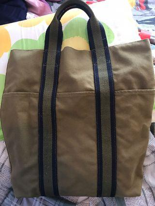 Hermes Tote Bag 100% real 90% new!made in France (購於日本樂天)特別色靚少見