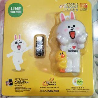 Line Friends 八達通 Cony
