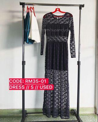 [SALE - FURTHER PRICE REDUCED] Black Dress