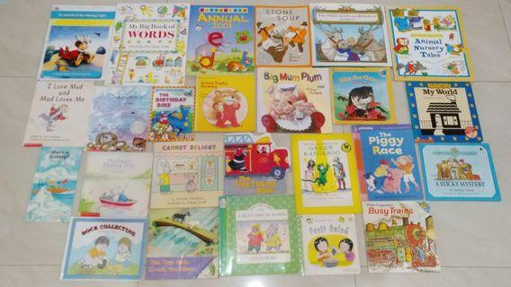 Children's Books for toddlers