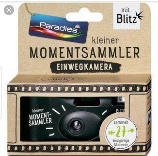 Disposable Camera Kleiner Momentsammler