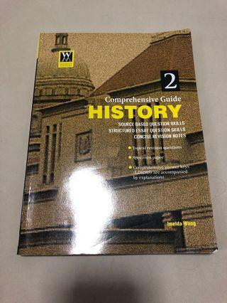 comprehensive guide history sec 2 wisemann publishing