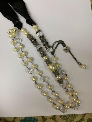 Furla long necklace