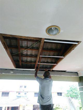 Mohd Zikry tukang paip dan renovation world area Gombak : 0172883209