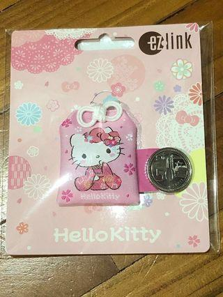 Hello Kitty Omamori EZ-Link charm