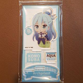 Aqua Konosuba Acrylic Figure Stand