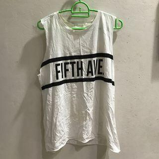 Tanktop fifth ave