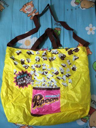 嵐 ARASHI 2012 Popcorn Tour Concert Shopping Bag