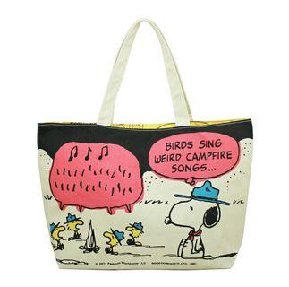 Snoopy Reversible Tote Bag