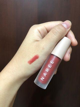 Lipcream Naree Lipstick Thailand