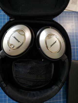 Bose quiet comfort 15 noise canceling