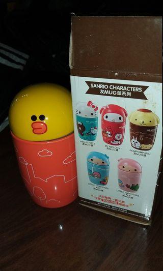 7-11 Sanrio Characters 友MUG頭杯
