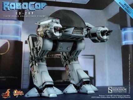 Hot Toys Robocop ED209