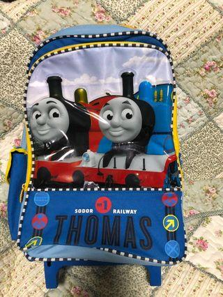 🚚 Thomas & Friends Backpack with trolley pully