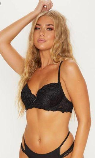 PrettyLittleThing push up bra