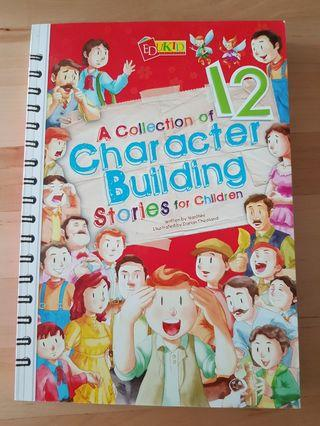 🚚 A collection of 12 character building stories for children