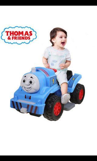 Thomas & friends The Train electric kids ride on Thomas and friends