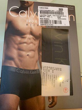 Calvin Klein underwear ck 內褲 (100% new)