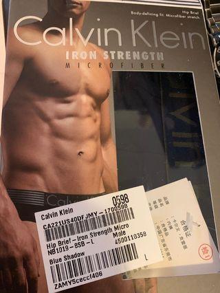 Calvin Klein underwear ck 內褲(new$