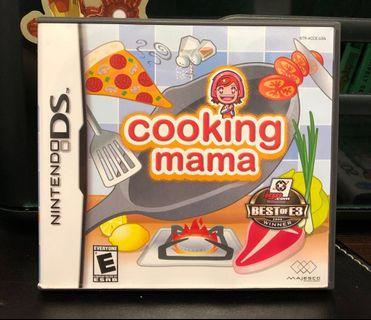 [NDS] Cooking Mama - US VERSION (美版)