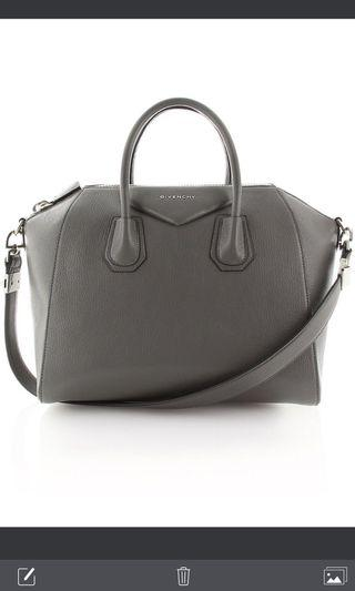 Givenchy Antigona Medium in Grey