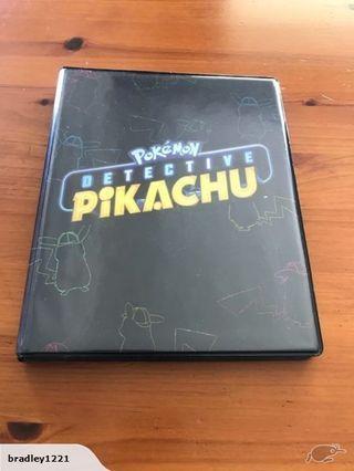 Want to buy Detective pikachu binder