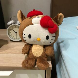Boneka Hello Kitty from japan