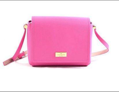 Kate Spade Crossbody bag pink New