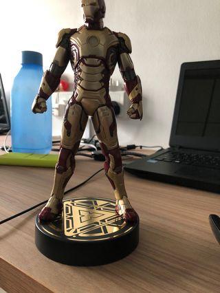 🚚 Iron Man Mark 42