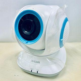 99%新 D-Link IP camera 寶寶用無線網路攝影機 DCS-855L一對