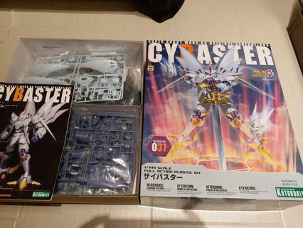 全新 壽屋 機器人大戰 OG 1/144 SRG-S 037 風之魔裝機神 CYBASTER