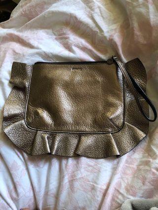 MIMCO medium clutch bag