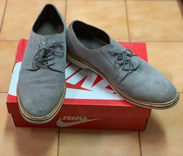 🚚 COLE HAAN  灰色 麂皮 德比鞋 紳士鞋
